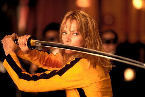 Samurai Sword Fighting With 'Kill Bill' Choreographer