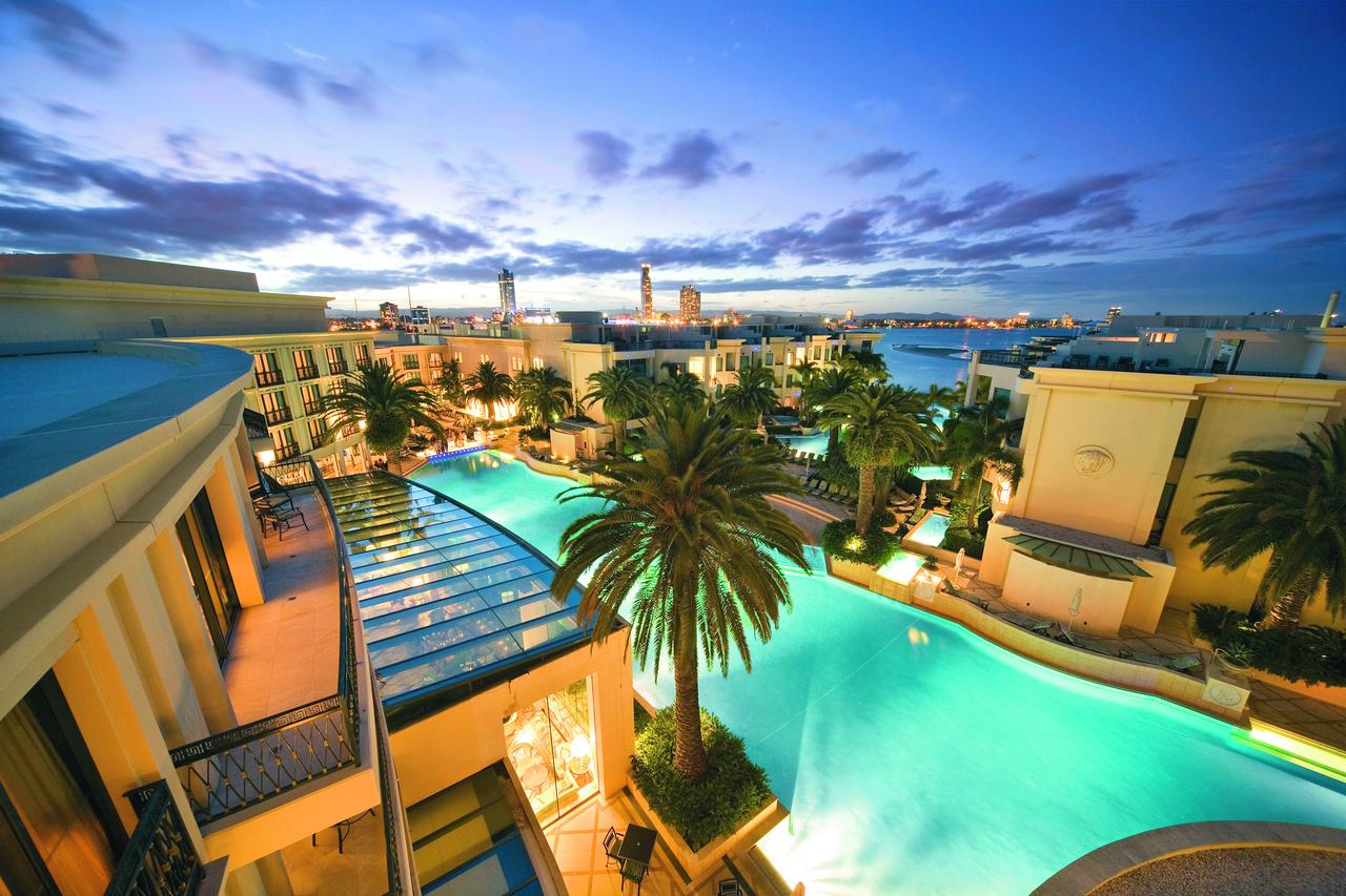 Haute Living - Luxury Hotels from Haute Couture Designers palazzo versace gold coast