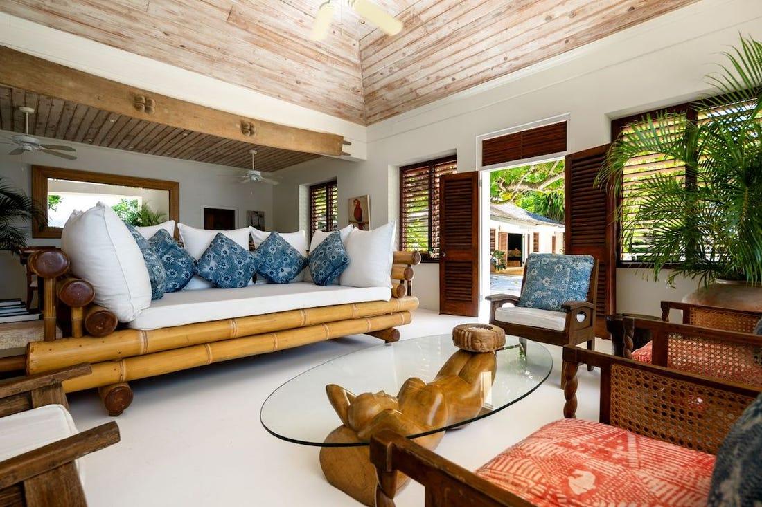 Ian Fleming Villa Goldeneye Jamaica