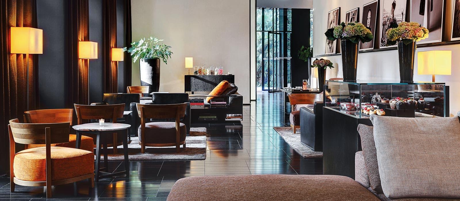 Haute Living - Luxury Hotels from Haute Couture Designers Bulgari Hotel Milan