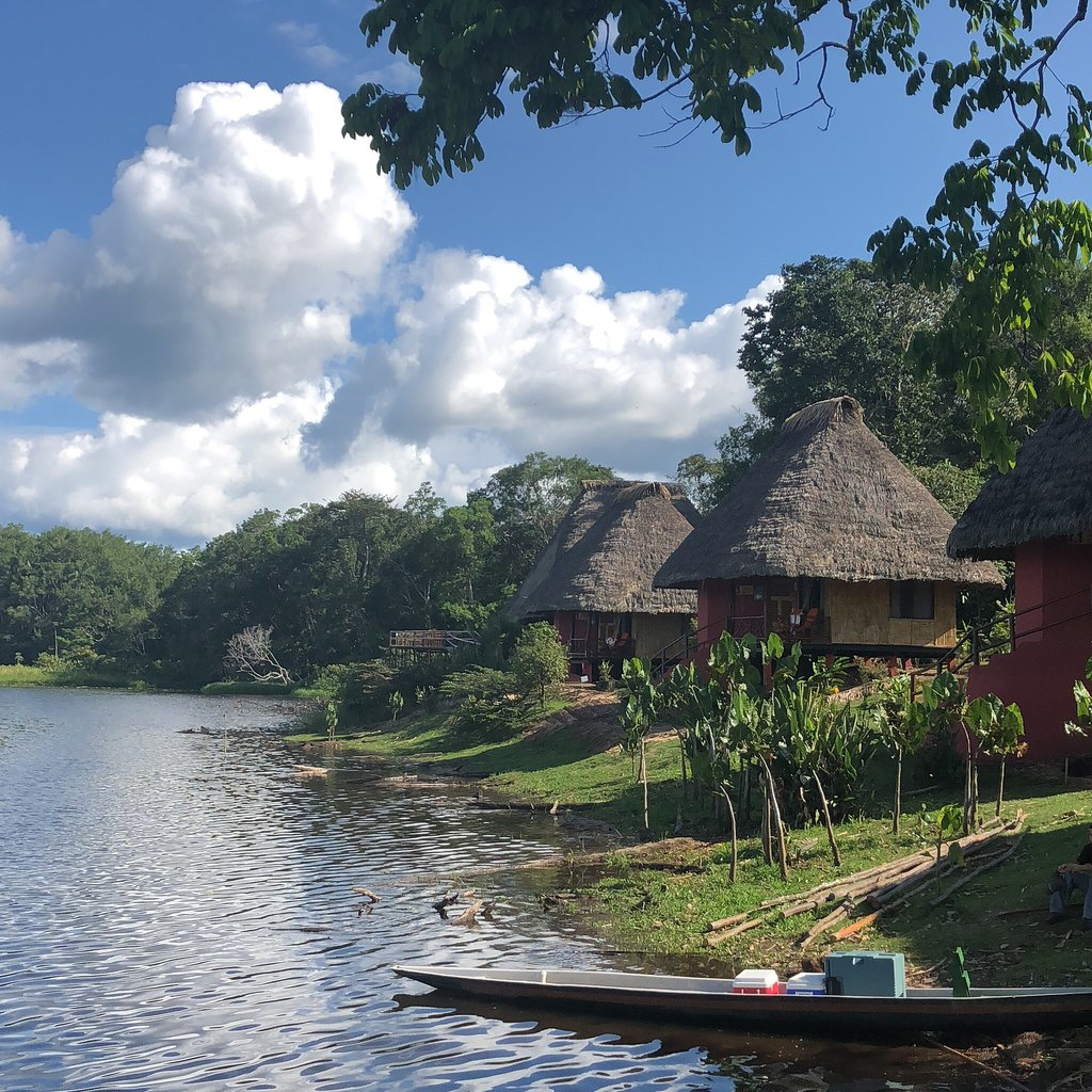 lake view lodges at the napo wildlife centre