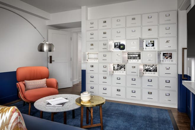 john-lennon-yoko-ono-archive room-at-the-fairmont-queen-elizabeth