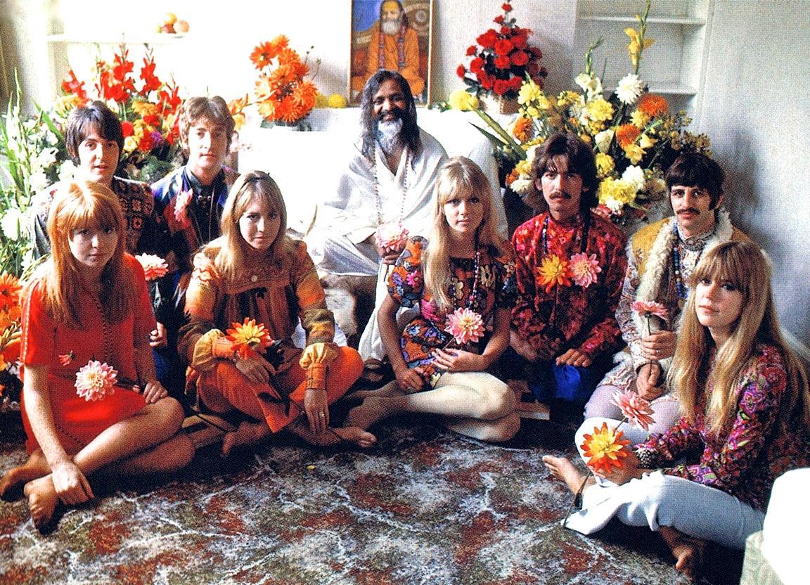what is Transcendental Meditation Maharishi Mahesh Yogi with the Beatles