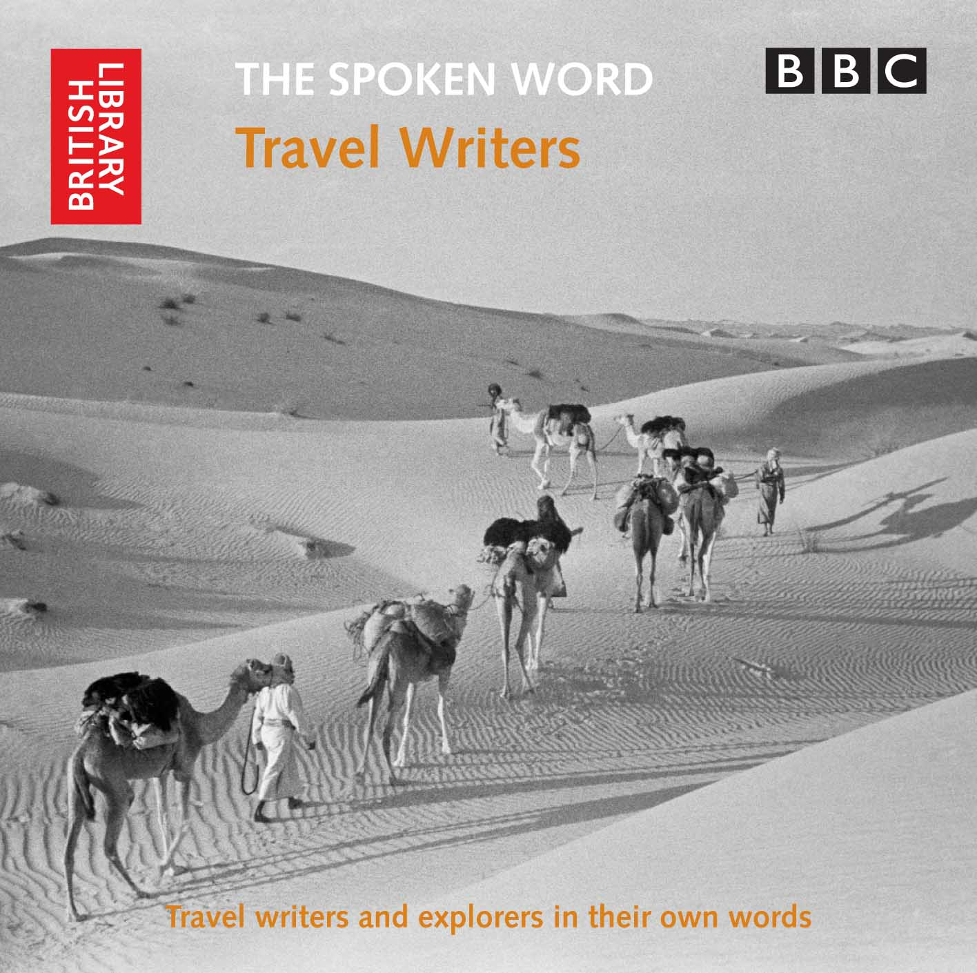 The Spoken Word: Travel Writers