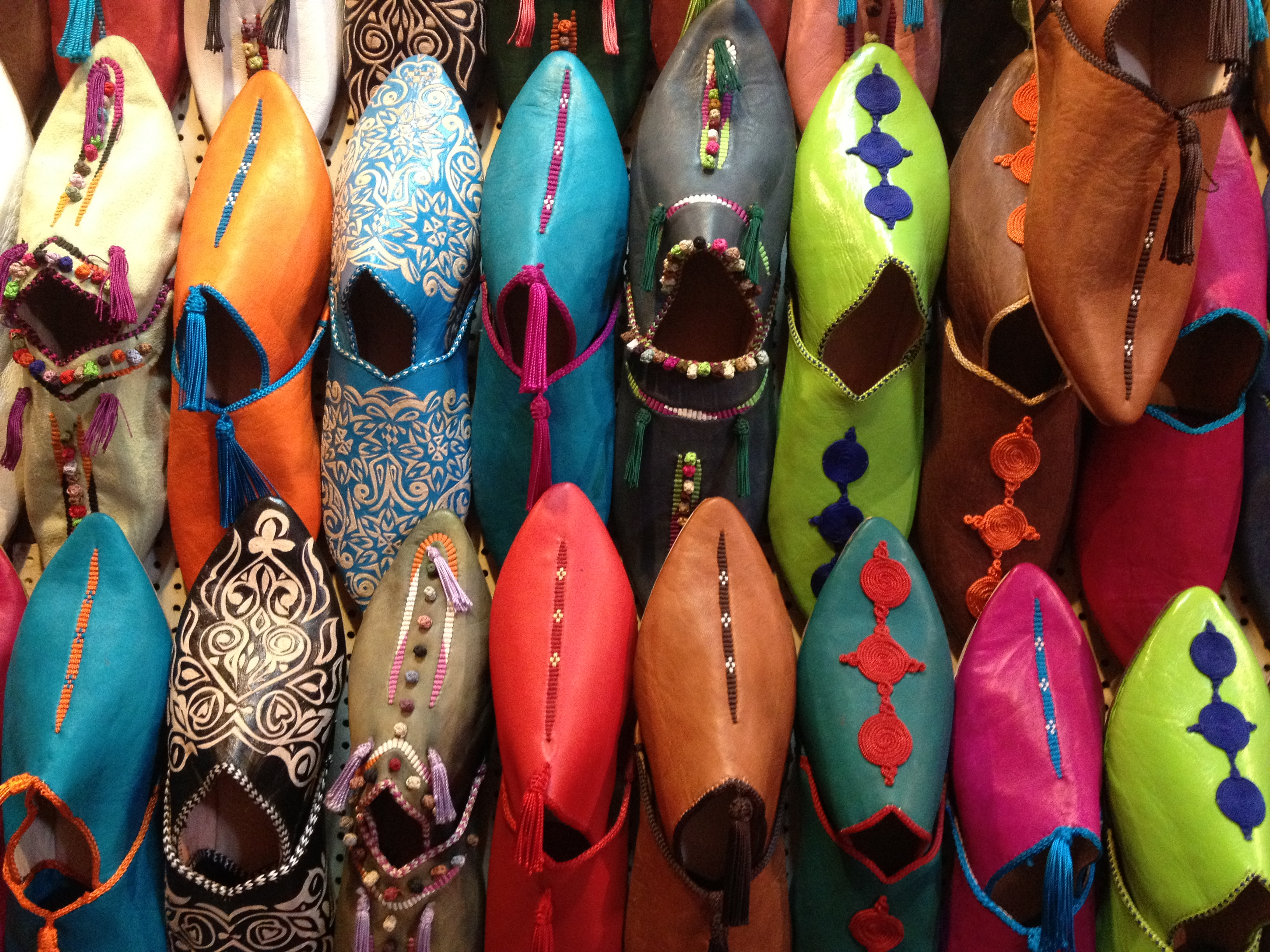 What to buy in Marrakech, Morocco