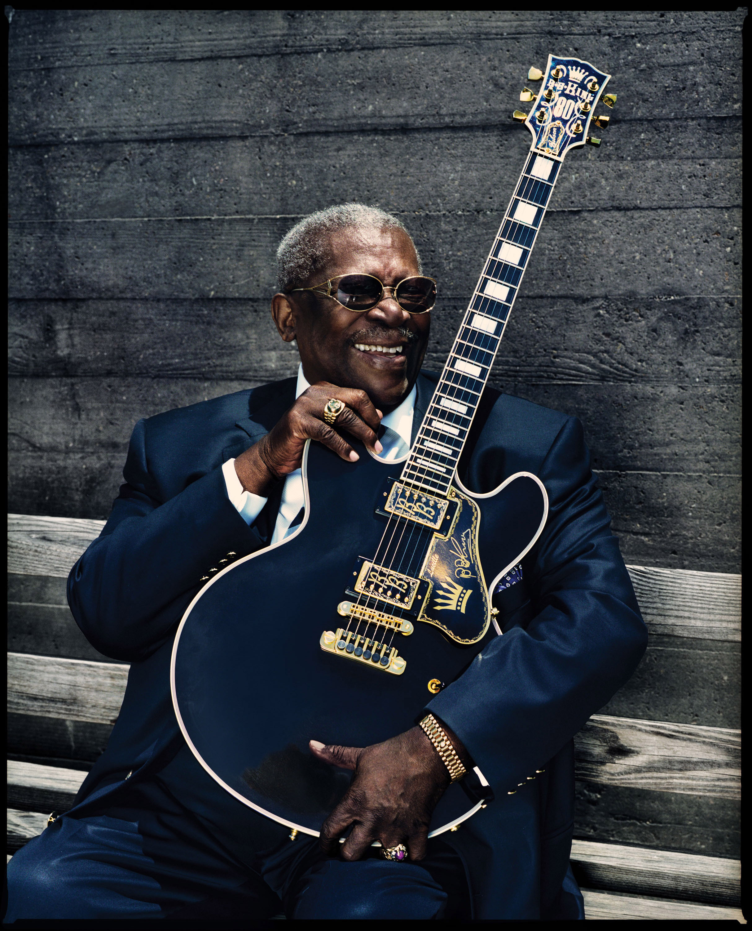 20 Facts You Didn't Know About B.B. King