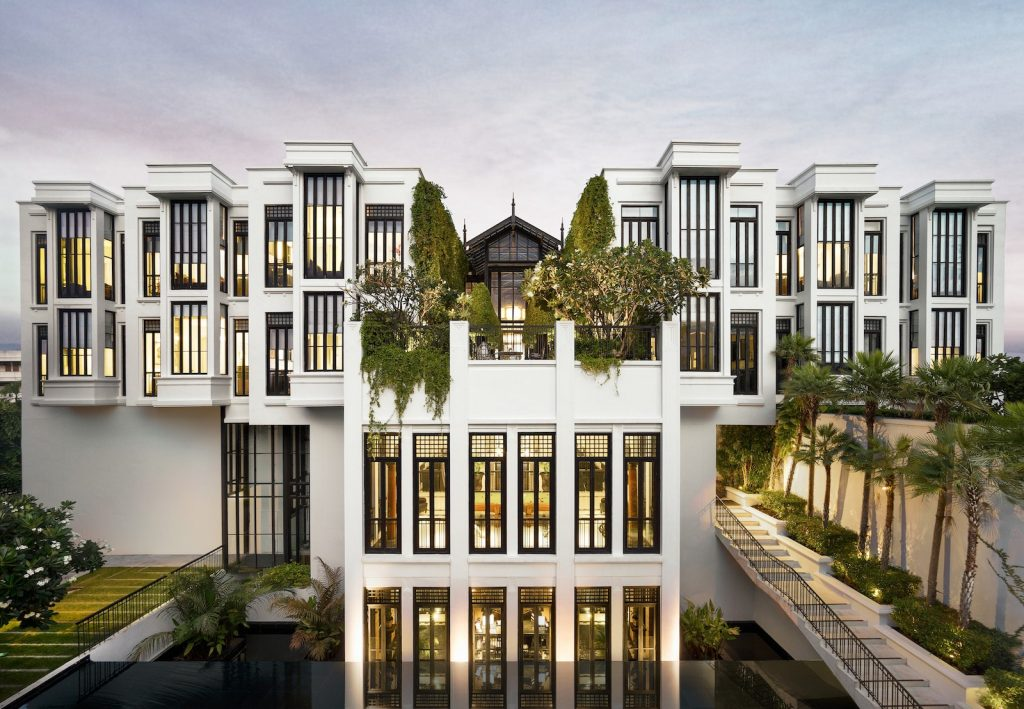 The Siam Hotel Bangkok Thailand Luxury Hotel