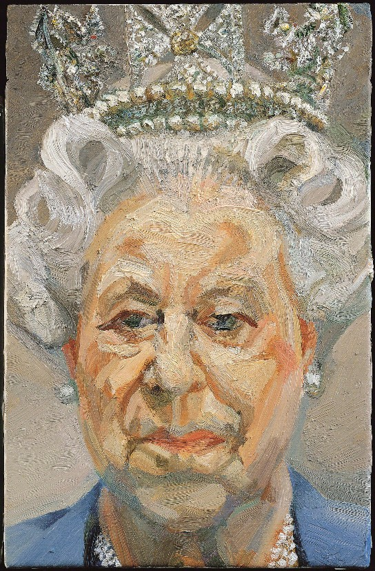 The Queen: Portraits of a Monarch - Windsor Castle
