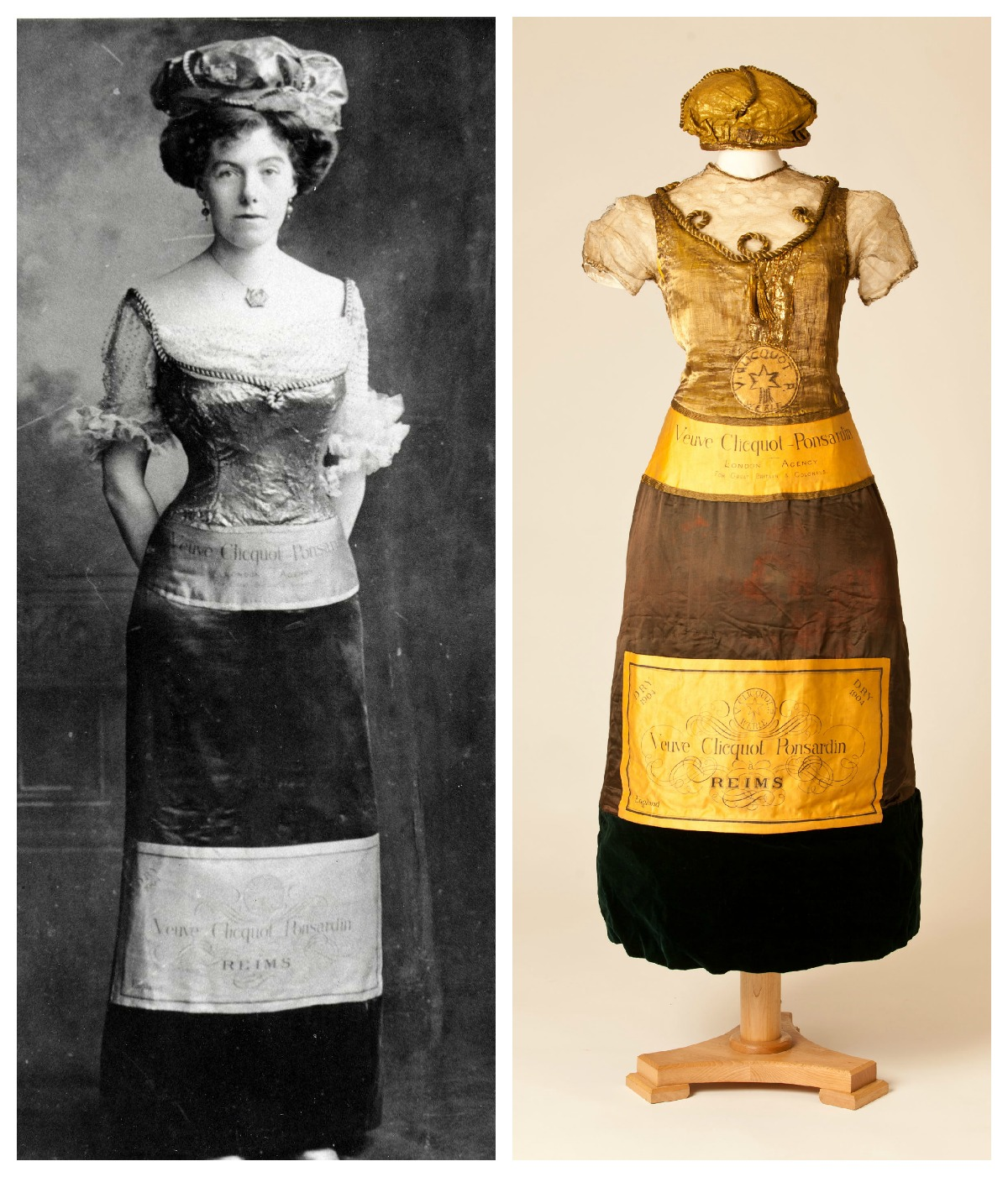 Bath-Museum-Champagne-Dress