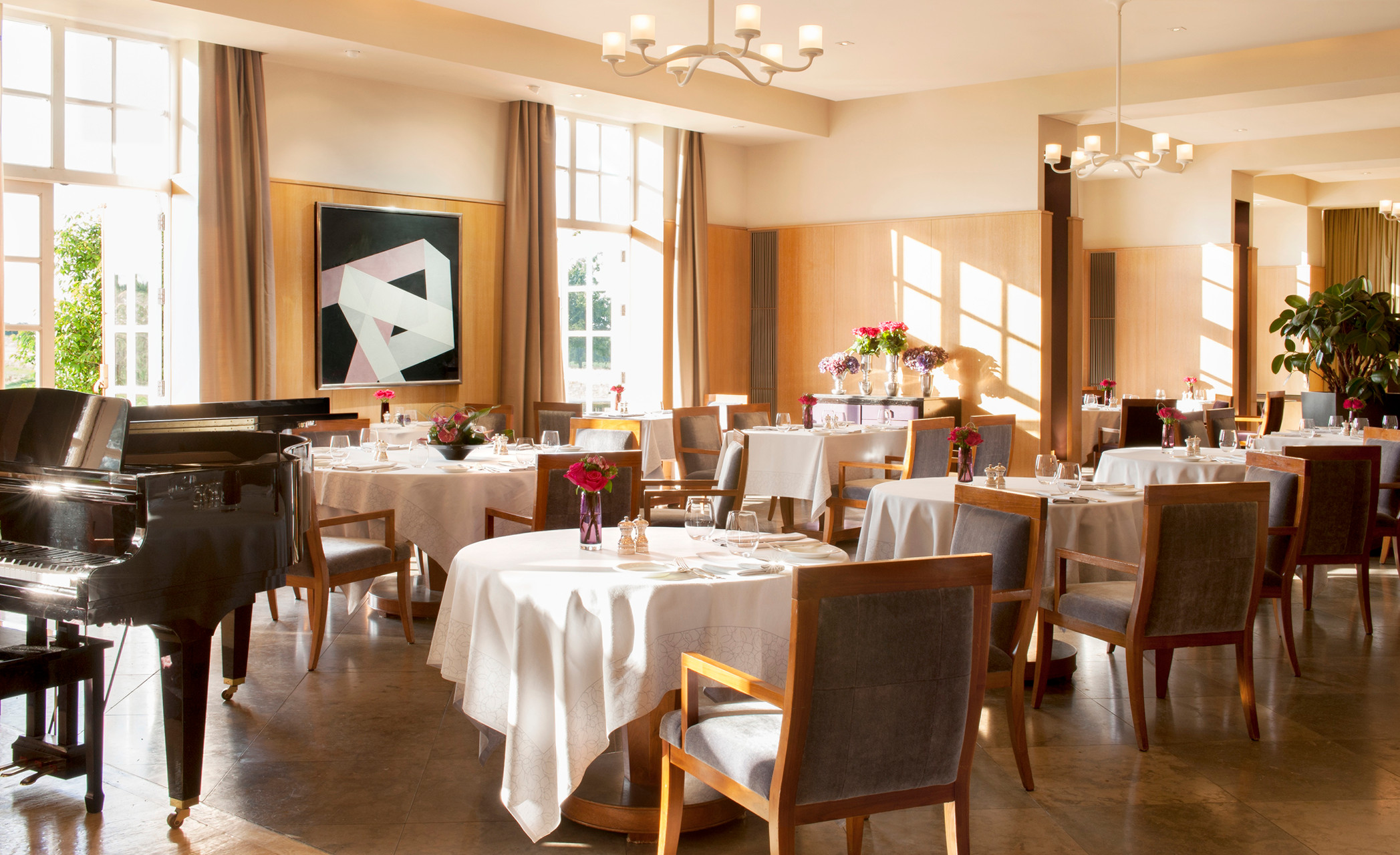 Go FiSH at Four Seasons Hotel - Hampshire