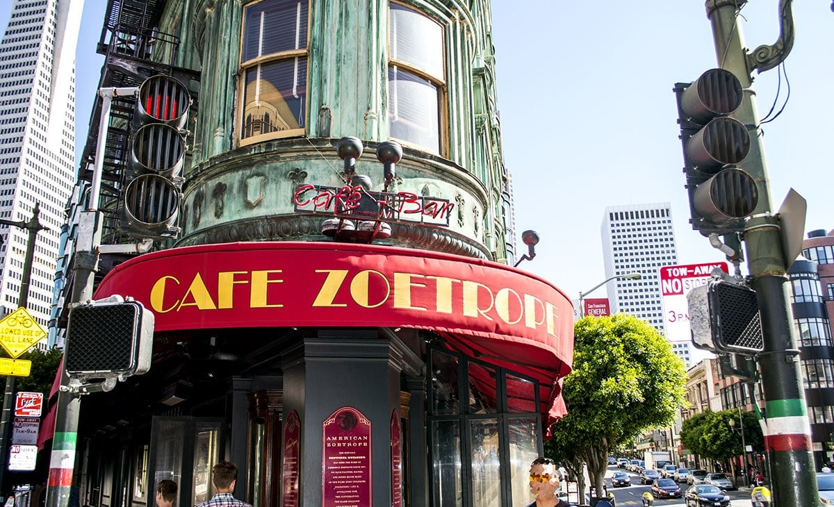 Francis Ford Coppola'sCafe Zoetrope