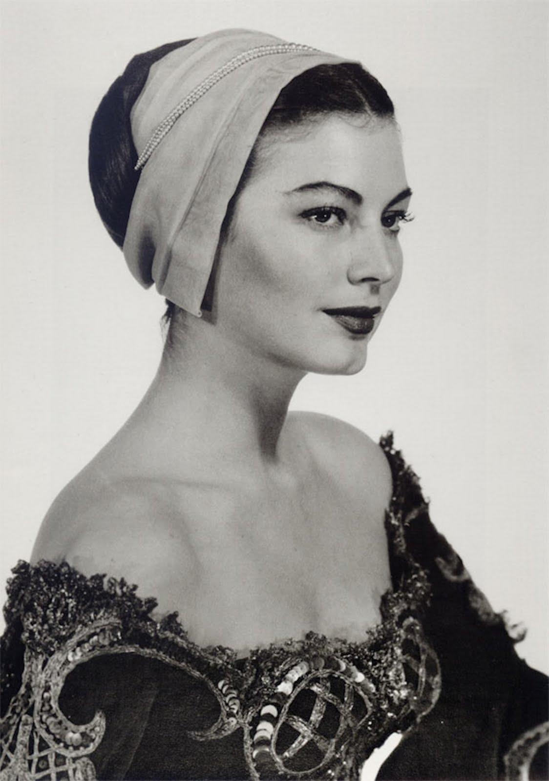 Man Ray ~ Ava Gardner 'Pandora', 1950 [1]
