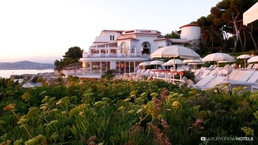 Hotel du Cap-Eden-Roc - Antibes, Cote d'Azur, France
