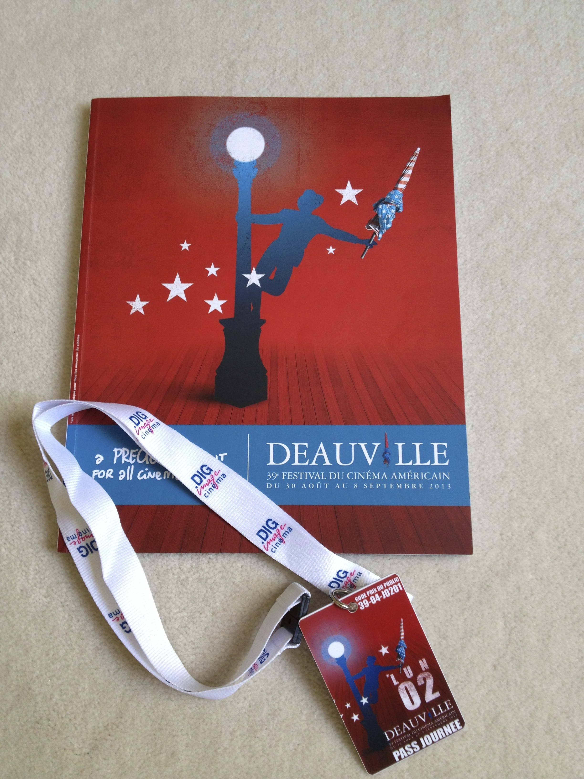39th American Film Festival - Deauville, Normandy, France