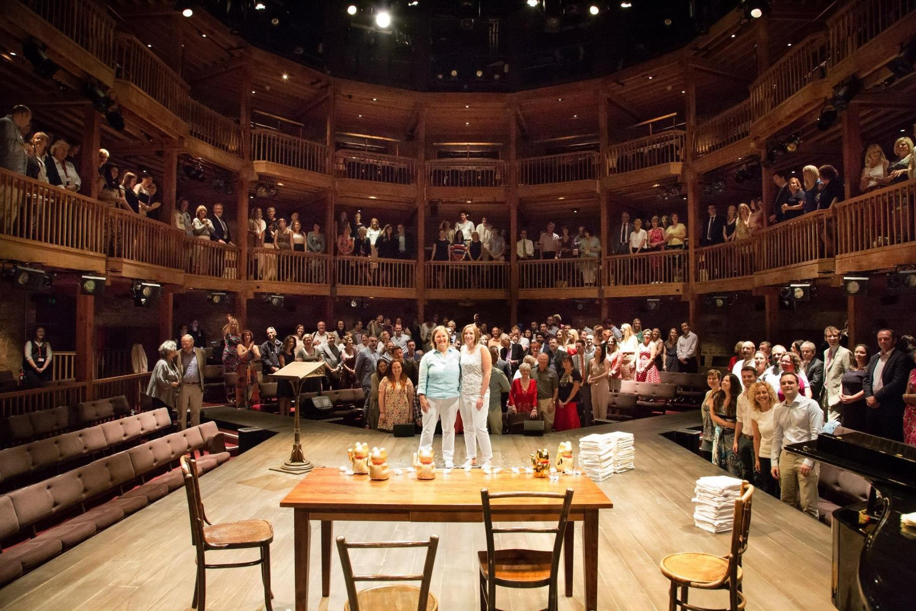 Royal Shakespeare Theatre, RSC, stratford-upon-avon