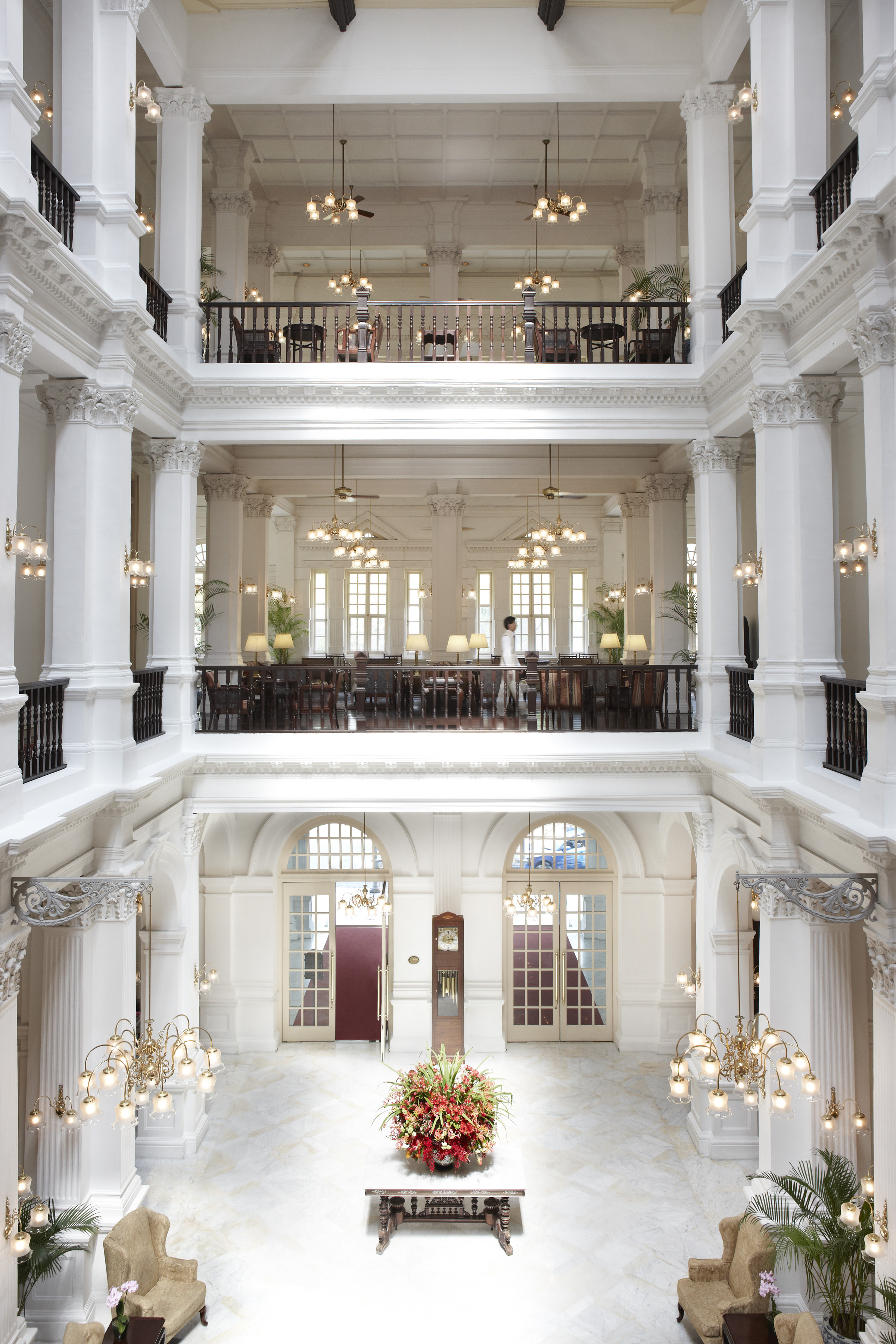 Raffles hotel singapore cellophaneland for Design hotel singapore