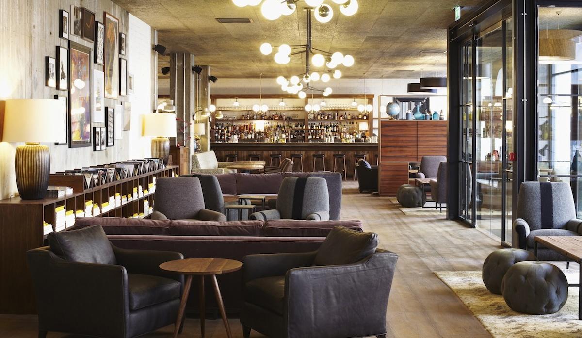 The Hoxton Hotel Holborn Cellophaneland