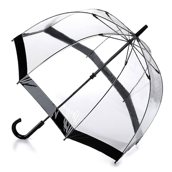An umbrella to brighten the dullest of days