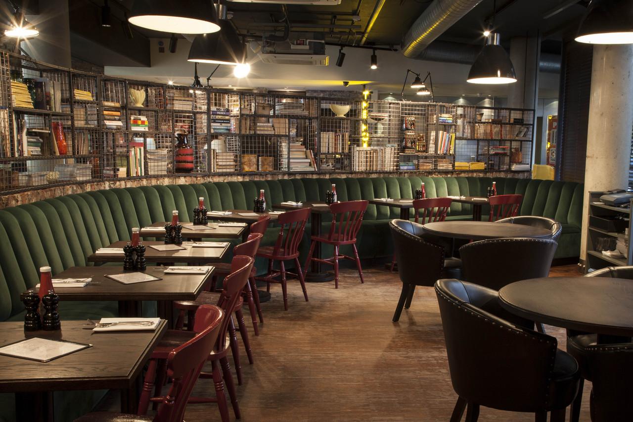 The Hoxton Hotel London Cellophaneland