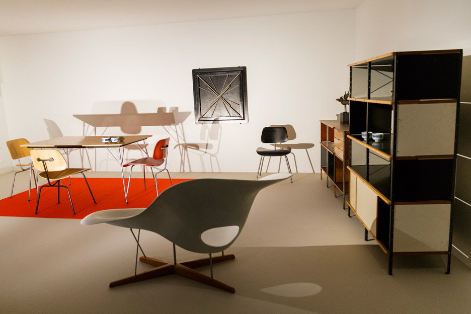 The-World-of-Charles-and-Ray-Eames-exhibition_Barbican-London_Tristan-Fewings_Getty-Images_dezeen_936_15