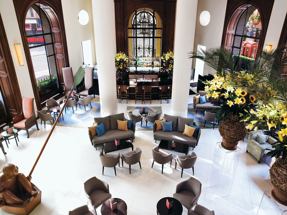 One Aldwych Hotel, Strand, London