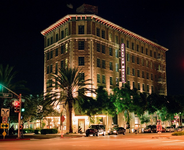 Haunted Hollywood – at the Culver Hotel and other Hollywood Haunts