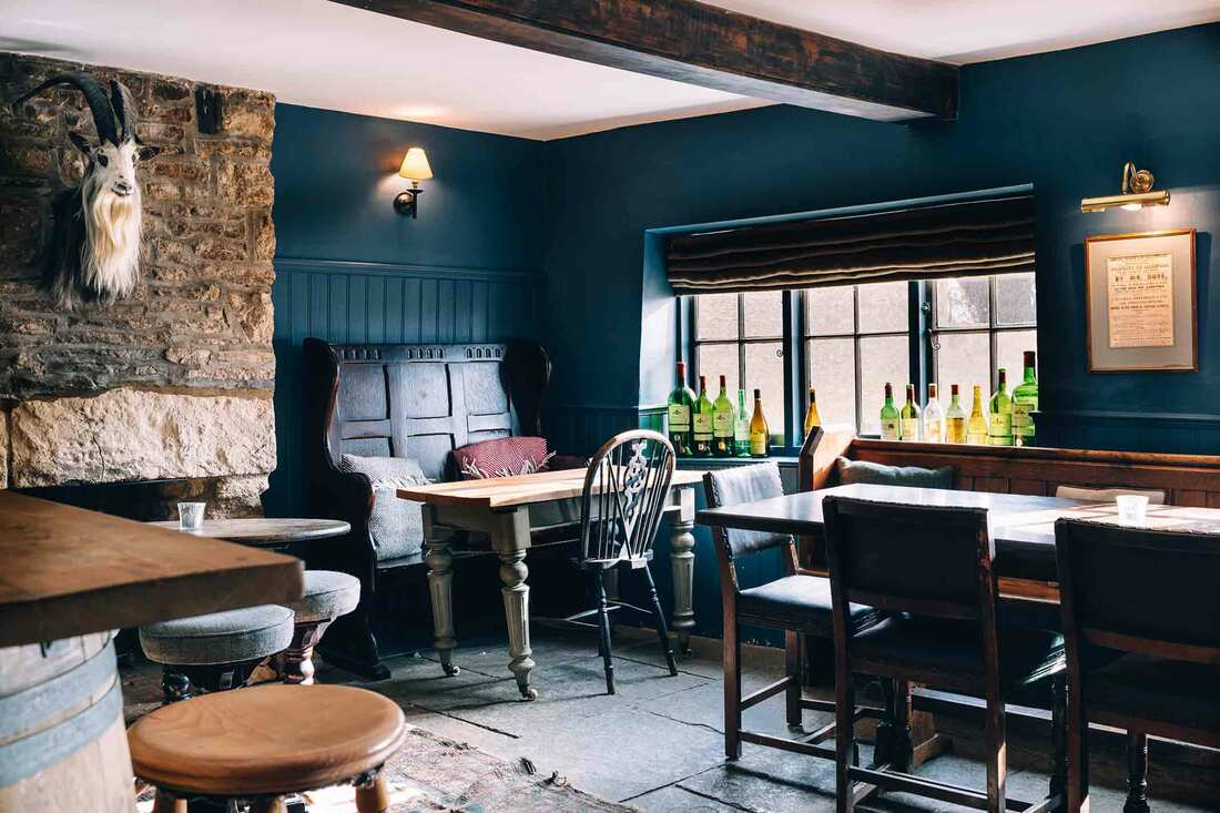 The Wild Duck at Ewen, Cotswolds