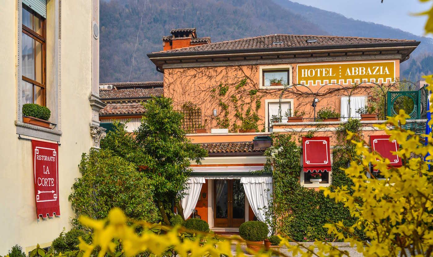 Hotel Villa Abbazia – Follina, Italy