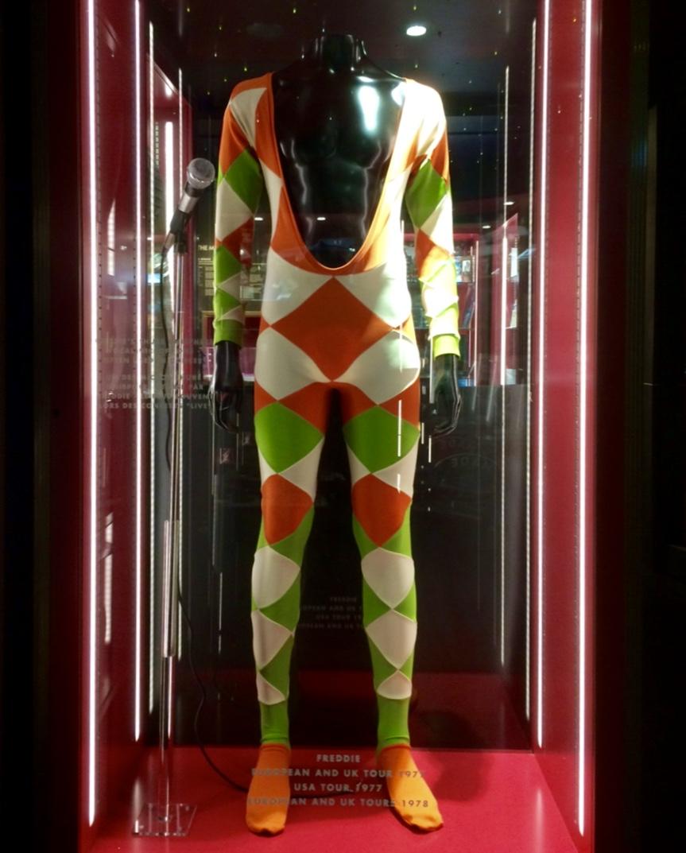 Queen The Studio Experience, Montreux Casino, Switzerland, Cellophaneland