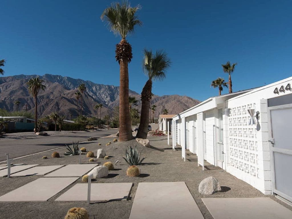 Number 444 Palm Springs, California