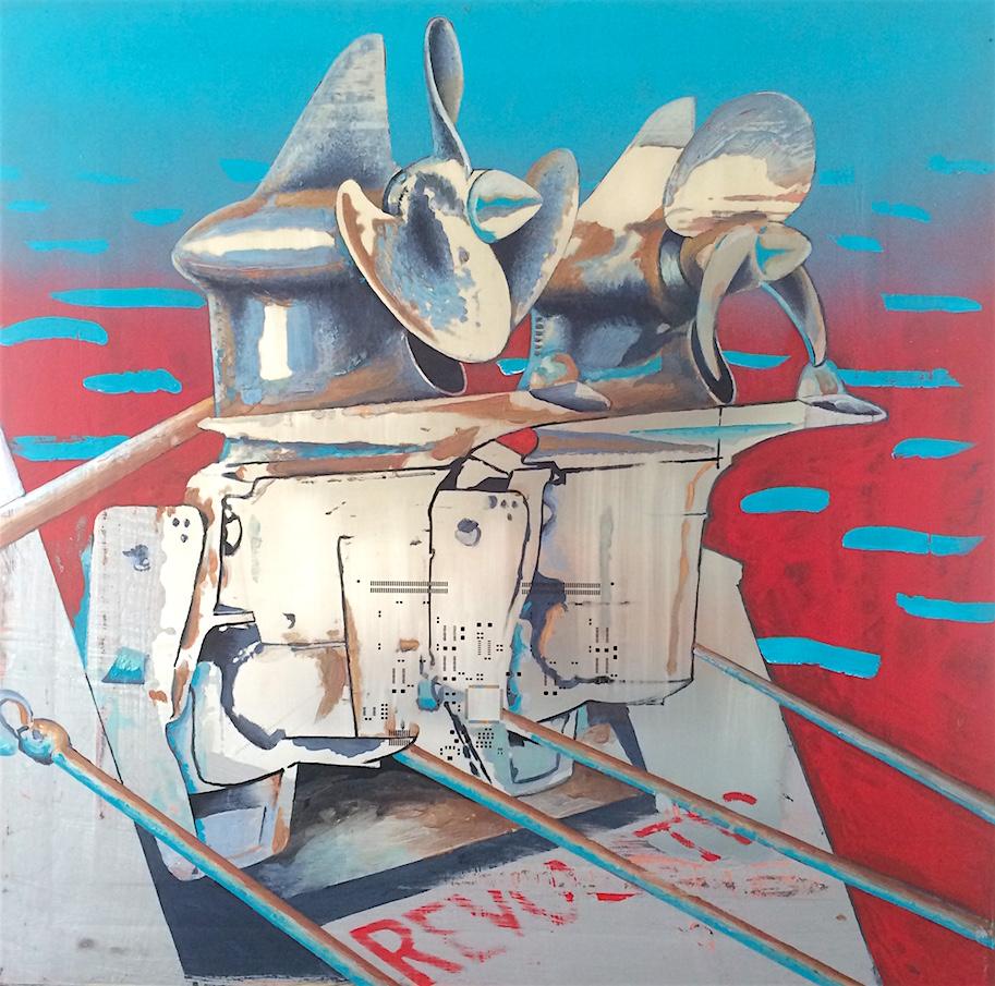 Bruce Lurie Gallery Culver Hotel Los Angeles Culver City