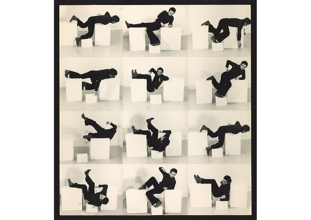 Conceptual Art in Britain 1964 - 1979 Pose works for plinths Bruce McLean