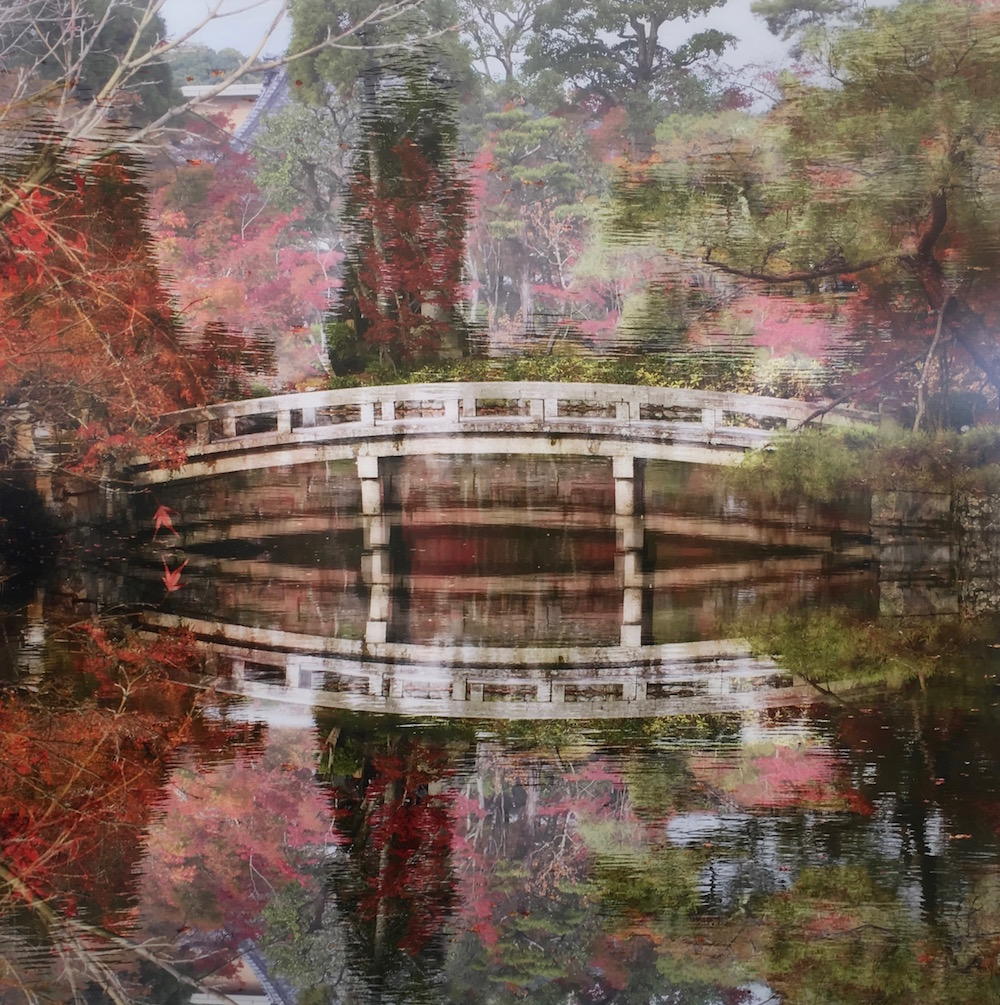 Ori Gersht Floating World Floating Bridge Ben Brown Fine Arts Photo London