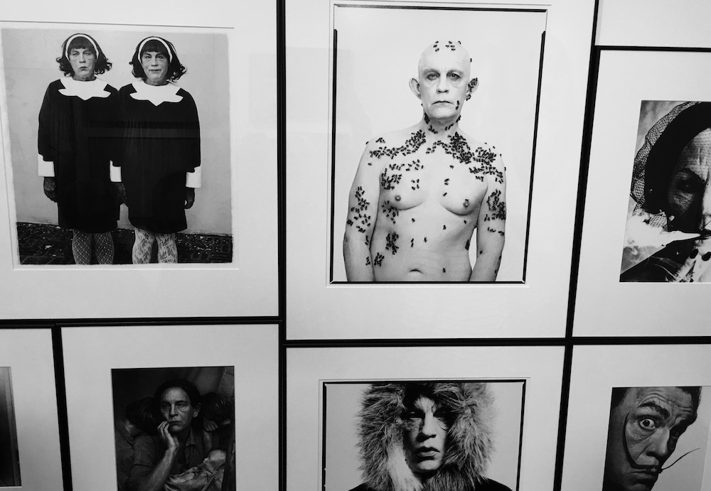 Sandro Miller - Homage to Photographic Masters Diane Arbus, Richard Avedon, William Klein, Irving Penn, Dorothea Lange, David Bailey, Philippe Halsman
