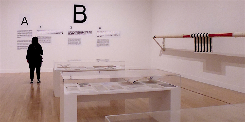 Conceptual Art in Britain 1964 - 1979 Tate Gallery