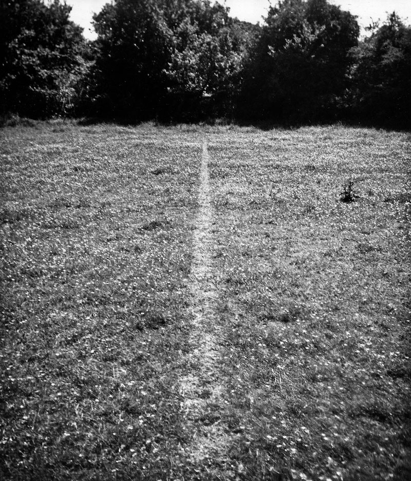 Conceptual Art in Britain 1964 - 1979 Tate Gallery Richard Long