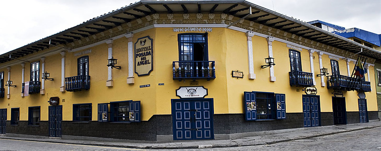 Posada Del Angel, Antigua, Guatemala