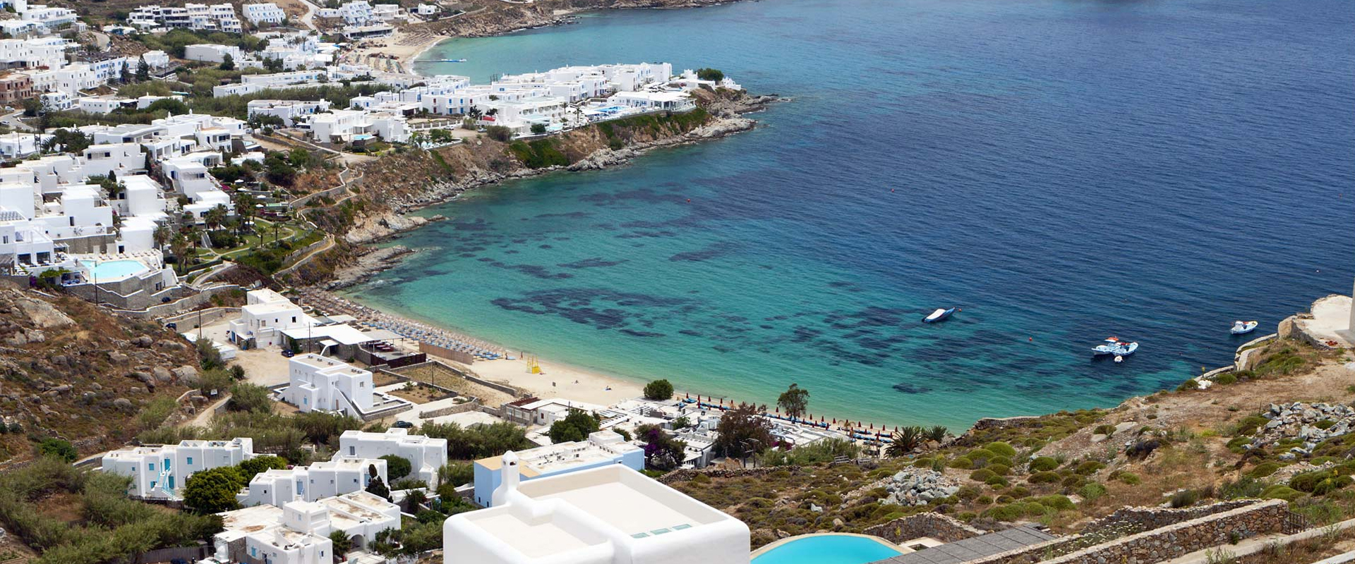 Nammos by the Sea, Psarou Beach, Mykonos