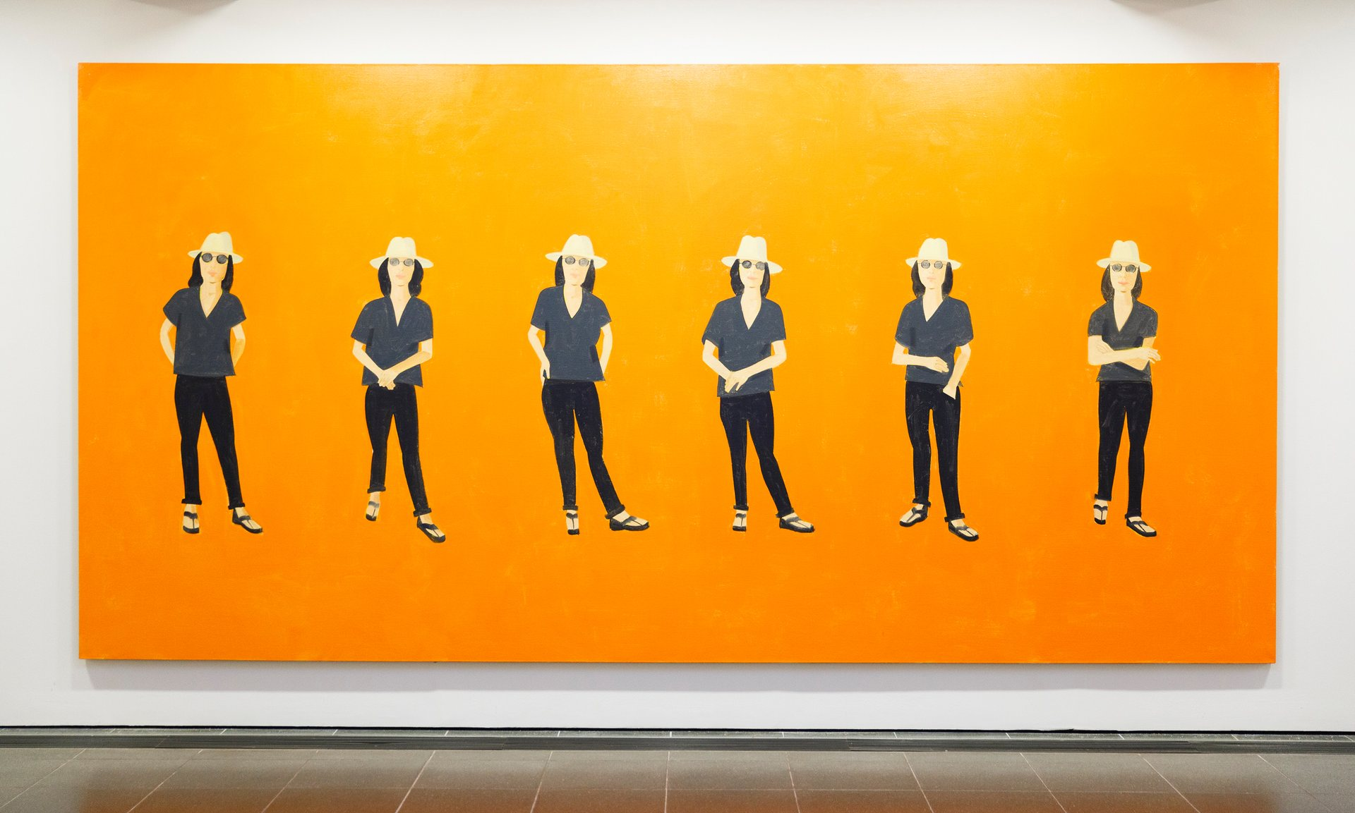 Alex Katz, Quick Light, Serpentine Gallery, London, Exhibition Review