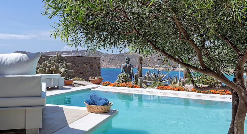 Greco Philia Hotel Mykonos Greece