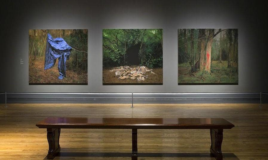 George Shaw My Back To Nature National Gallery