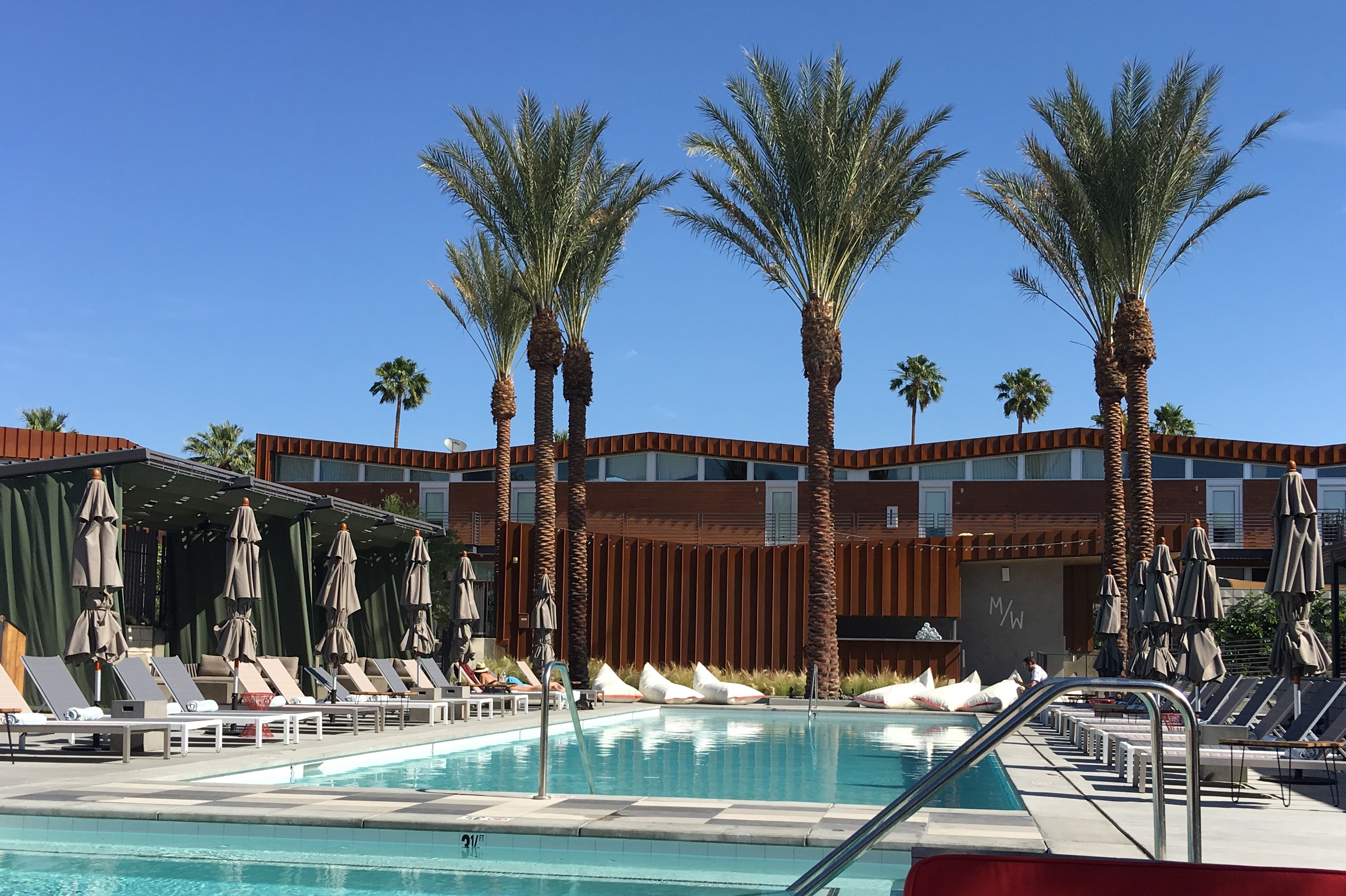 Arrive Hotel Reservoir Palm Springs