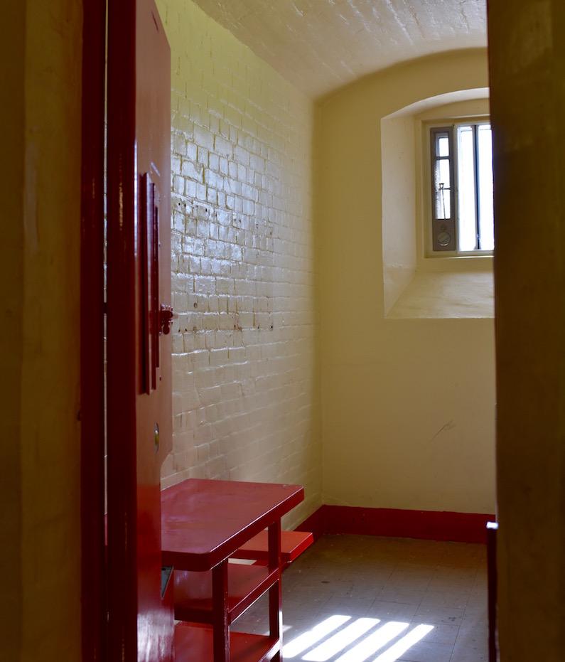 Oscar Wilde Cell Reading Gaol Prison
