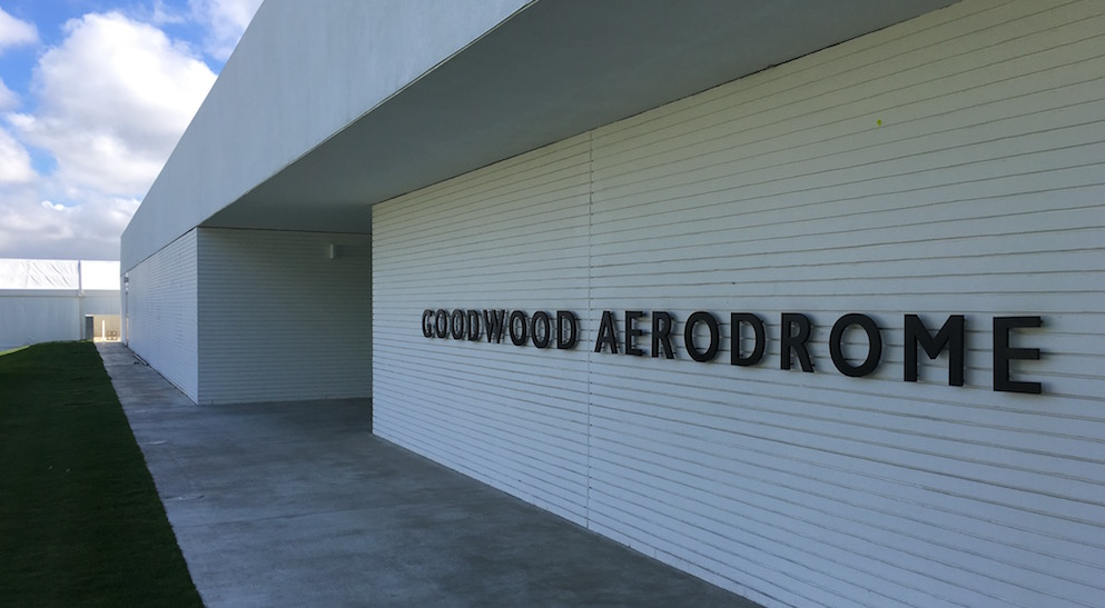 Goodwood Aerodrome Hotel