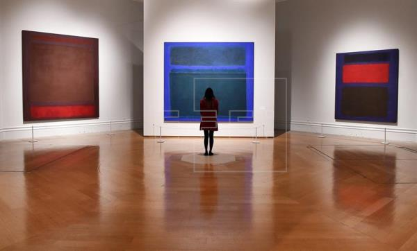 Abstract Expressionism Royal Academy Mark Rothko