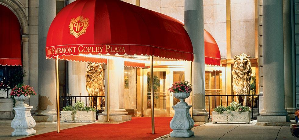 Fairmont Copley Plaza Gold