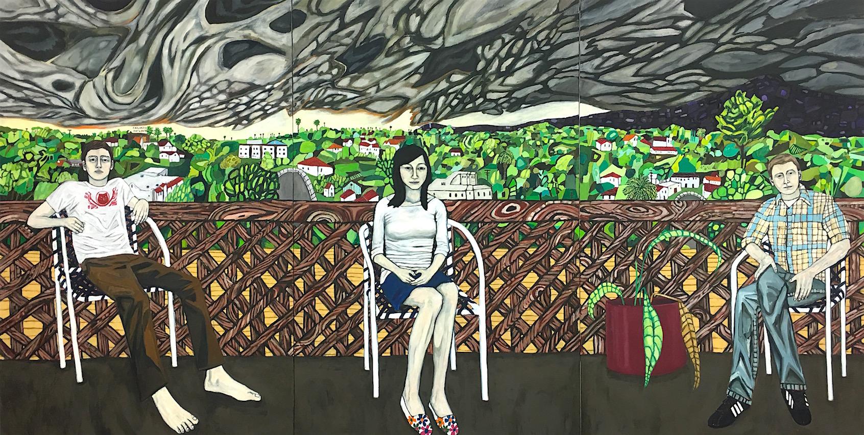 Saatchi Gallery Painters Painters Raffi Kalenderian