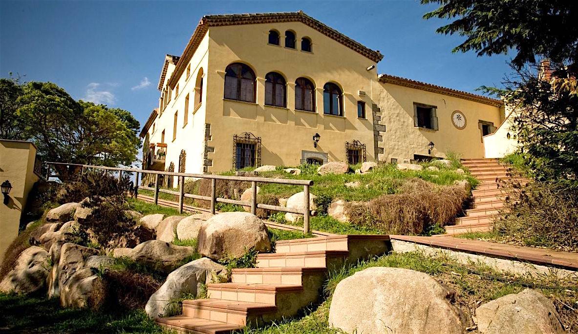 Mas Salagros Eco Resort Aire Spa Near Barcelona Spain