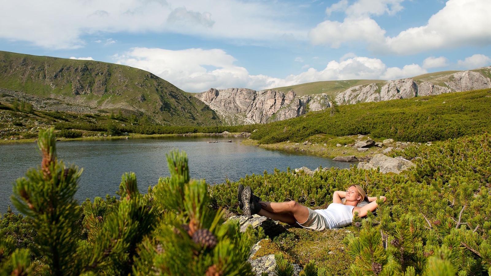 Nockberge Biosphere Reserve Karnten Carinthia