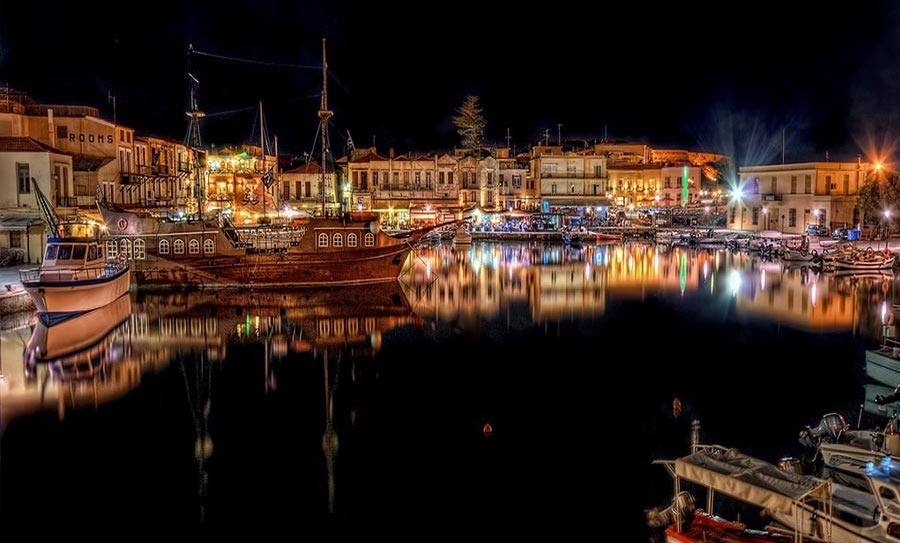 The Avli Lounge Hotel – Rethymnon, Crete